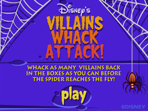 Villains Whack Attack!